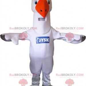 Albatross gull mascot - Redbrokoly.com
