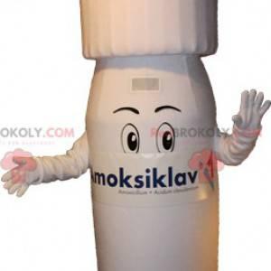 Ovocný nápoj jogurt maskot - Redbrokoly.com