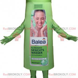 Lotion mascot. Shower gel mascot - Redbrokoly.com