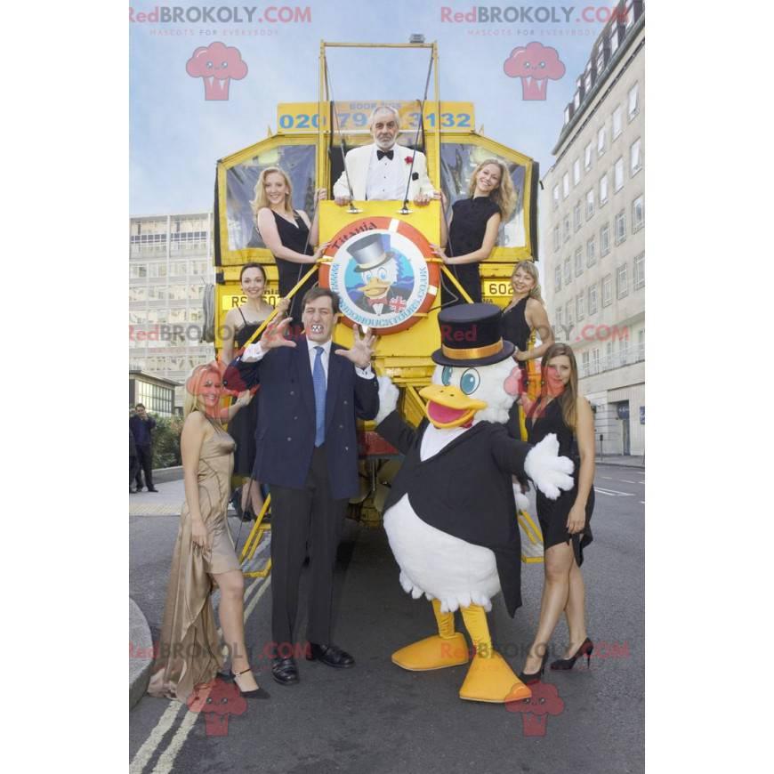 Donald Duck giant duck mascot - Redbrokoly.com