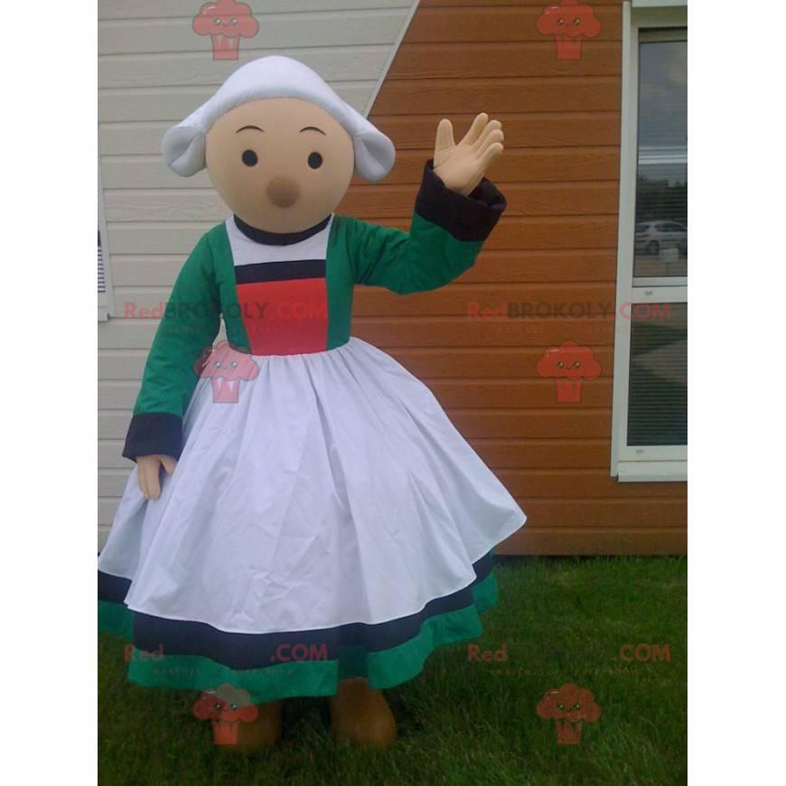 Snipe famous cartoon character mascot - Redbrokoly.com