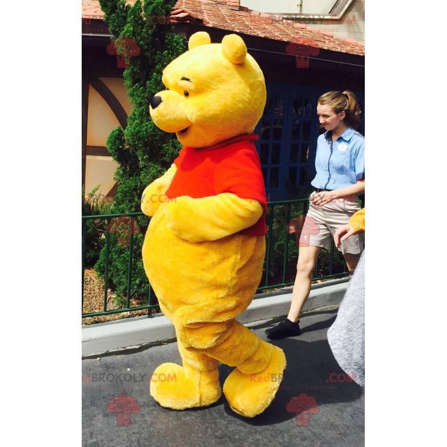 Winnie the Pooh Maskottchen berühmten Cartoon Bär -