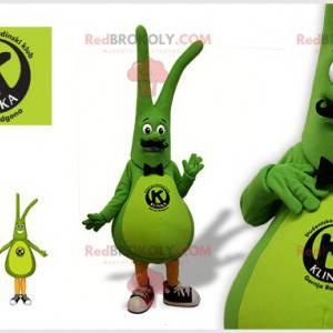 Owad warzyw zielony bałwan maskotka - Redbrokoly.com