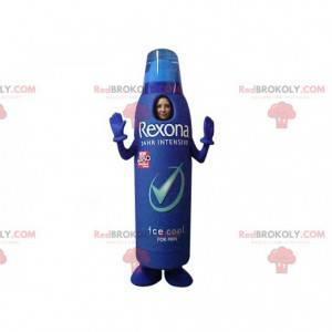 Gigantisk deodorant maskot. Antiperspirant maskot -
