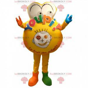 Youpi maskot slavná značka ovoce pro děti - Redbrokoly.com