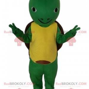 Turtle maskot, skilpaddrakt, skilpaddrakt - Redbrokoly.com