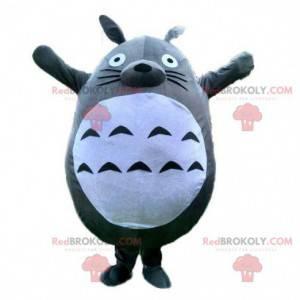 Totoro maskot. Totoro cosplay, Totoro mangadrakt -