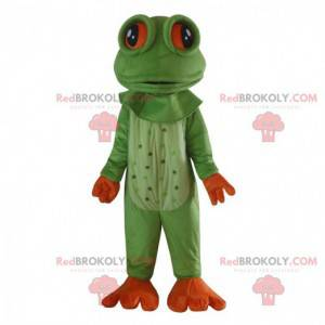 Maskot kostým žába. Žába, kostým ropuchy - Redbrokoly.com