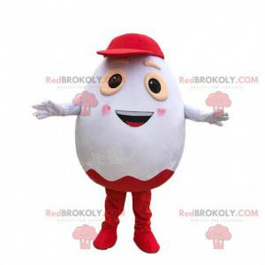 Kinder kostým maskot. Kostým čokoládových vajec - Redbrokoly.com
