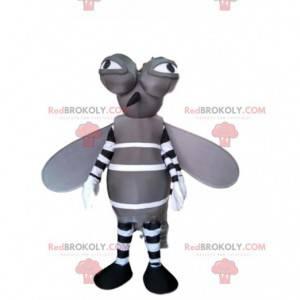 Gigantisk myggkostymaskot. Mygginsektdrakt - Redbrokoly.com