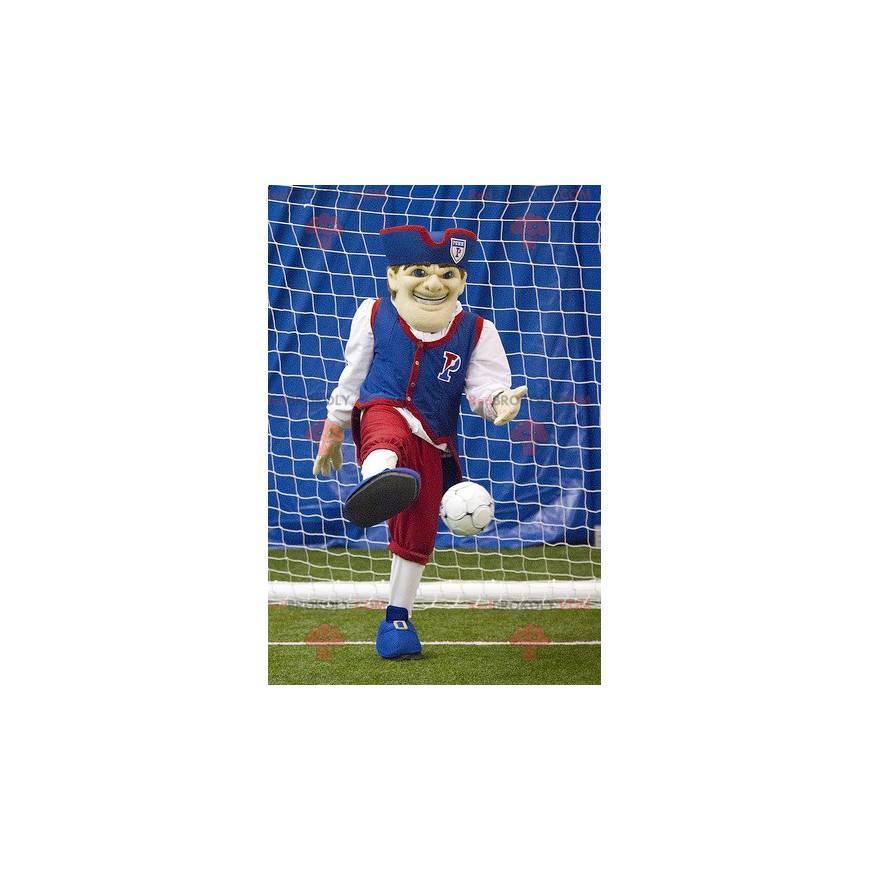 Apprentice sailor foam mascot - Redbrokoly.com