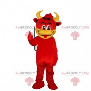 Kráva kostým, maskot imp, Halloween kostým - Redbrokoly.com