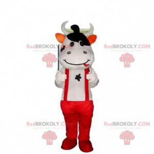Cow costume, bull mascot, bovine costume - Redbrokoly.com