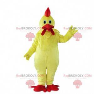 Kuřecí maskot, slepičí kostým, ptačí kostým - Redbrokoly.com