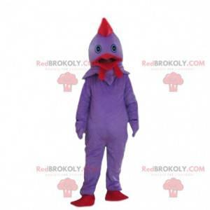 Kuřecí kostým, slepice maskot, ptačí kostým - Redbrokoly.com