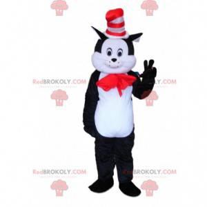 Katzenmaskottchen, Katerkostüm, festliches Katzenkostüm -
