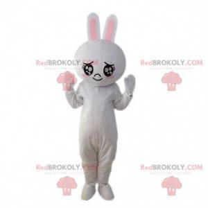 Maskotka królik, pluszowy kostium króliczka. Gigantyczny plusz
