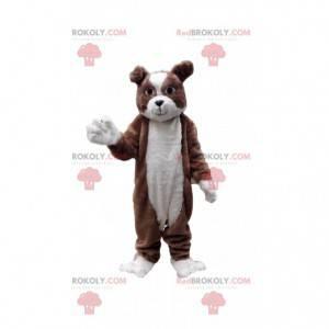 Buldog maskotka, kostium psa, kostium pieska - Redbrokoly.com
