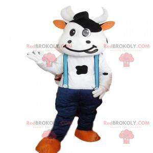 Kravský kostým, maskot farmy, kostým dobytka - Redbrokoly.com
