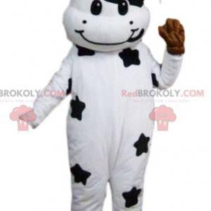 Maskot krávy, kostým krávy, kostým býka - Redbrokoly.com
