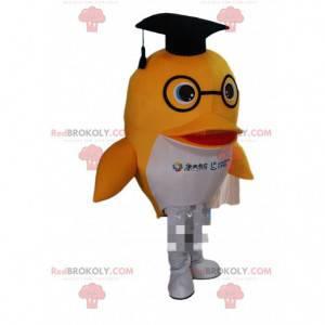 Dolphin mascot, fish costume, graduate costume - Redbrokoly.com