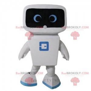 Maskot robota, kostým nové technologie, Android - Redbrokoly.com