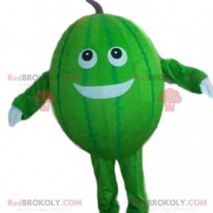 Melounový kostým, maskot melounu, převlek ovoce - Redbrokoly.com