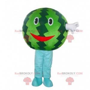 Meloun maskot, meloun kostým, převlek ovoce - Redbrokoly.com