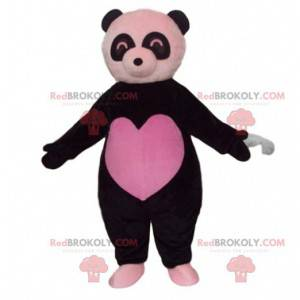 Maskot panda velká, kostým panda, asijské zvíře - Redbrokoly.com