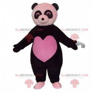 Riesenpanda-Maskottchen, Panda-Kostüm, asiatisches Tier -