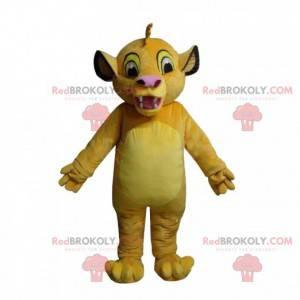 Mascote Simba, o rei leão. Traje Simba, Nala - Redbrokoly.com