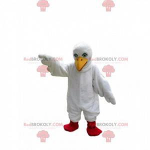 Maskot Racek, kostým Racek, obří holub - Redbrokoly.com