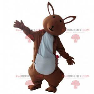 Kangaroo maskot, kenguru kostyme, dyr Australia - Redbrokoly.com