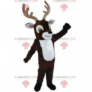 Maskot jelena, kostým sobů, kostým karibu - Redbrokoly.com