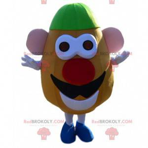 Maskot Mr. Potato, berømt karakter fra Toy Story -