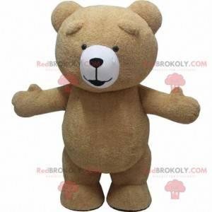 Maskot medvídka, kostým medvěda hnědého - Redbrokoly.com