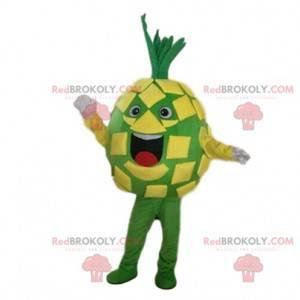 Pineapple mascot, fruit costume, exotic costume - Redbrokoly.com