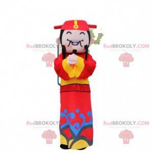 Kostým Asiat, bůh bohatství - Redbrokoly.com