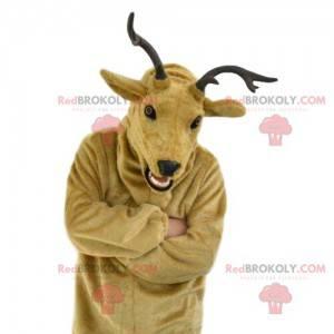 Maskot sobů, kostým karibu, kostým sobů - Redbrokoly.com