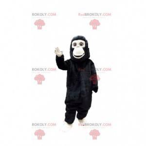 Mascota mono, disfraz de gorila, disfraz de selva -