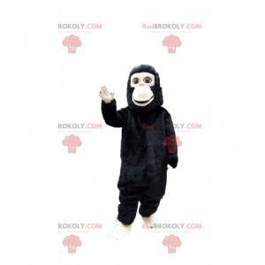 Mascote de macaco, fantasia de gorila, fantasia de selva -