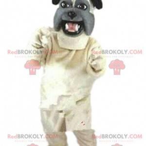 Bulldog mascot, dog costume, doggie costume - Redbrokoly.com