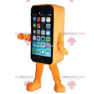 Maskotka smartfona, kostium telefonu komórkowego -