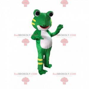 Maskotka żaba, kostium ropuchy, wielka żaba - Redbrokoly.com