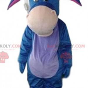 Eeyore maskot, æsel og trofast ven af Winnie the Pooh -