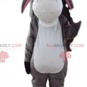 Mascote Bisonho, burro e fiel amigo do Ursinho Pooh -