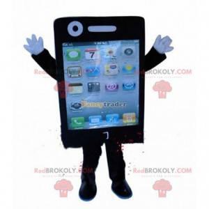 Smartphone maskot, mobiltelefon kostyme - Redbrokoly.com
