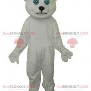 Maskot ledního medvěda, maskot ledního medvídka - Redbrokoly.com