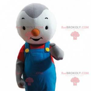 Maskotka Tchoupi, animowany pingwin dla najmłodszych -