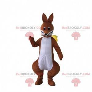 Känguru-Maskottchen, Känguru-Kostüm, Tier Australien -